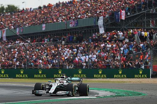 """Hamilton acredita que retorno da F1 com casa cheia em Silverstone é """"prematuro"""""""