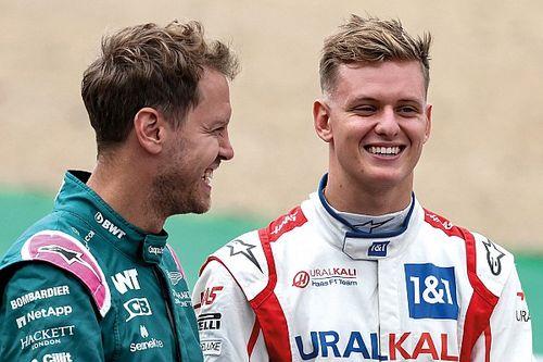 Cómo Vettel está devolviendo un favor a la familia Schumacher