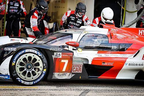 """""""Pechito"""" López revela cómo hizo Toyota para llegar al final en Le Mans"""