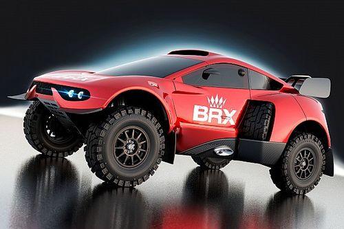 Prodrive onthult vernieuwde BRX Hunter voor Dakar 2022