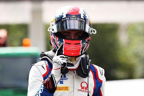 F3 Sochi: Doohan pole pozisyonunu aldı, Trident 1-2