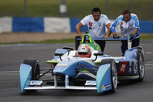 What could have been: An ex-F1 ace's thwarted Formula E career