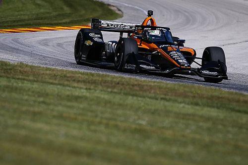 O'Ward: Traemos coche para mantenernos en la pelea por el campeonato