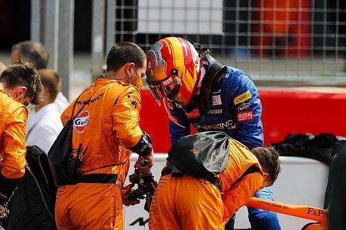 "Sainz: ""Otra carrera de tirar puntos a la basura"""