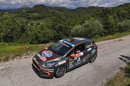 M-Sport rozpoczął testy Fiesty Rally3
