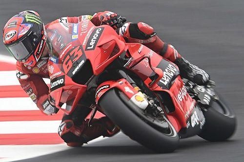 Баньяя на поуле, Куартараро провел худшую квалификацию MotoGP в карьере