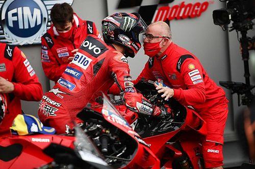 Bagnaia: Quartararo struggles won't affect Misano MotoGP race tactics