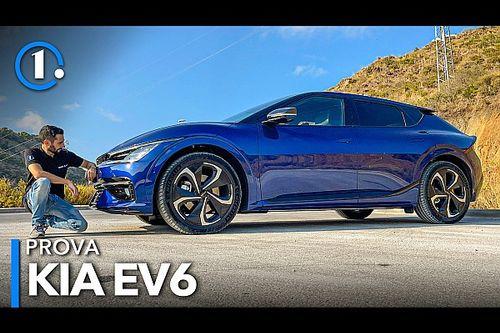 Kia EV6 (2021), la prova dell'elettrica che vuol far divertire