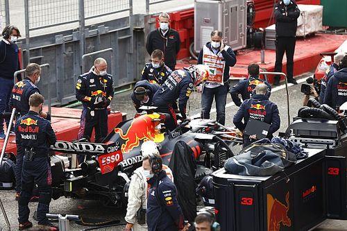 Red Bull: la superiorità sulla Mercedes è nel warm up delle gomme