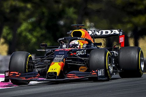 EL1 - Verstappen et Gasly devant Mercedes pour commencer