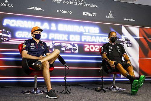 F1-update: Voelt Hamilton de druk van Verstappen in titelstrijd?
