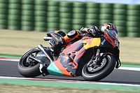 MotoGP: Binder e KTM lideram TL2 em Misano com os cinco primeiros separados por menos de um décimo