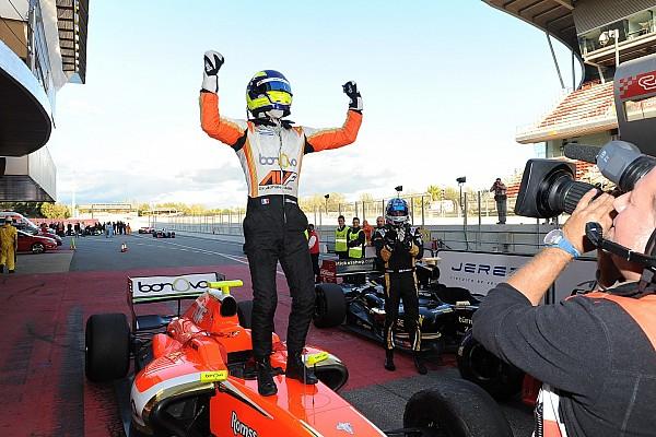 Dillmann to partner van der Garde and Gelael in Bahrain