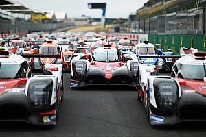 Le Mans Top List VIDEO: Así se prepara la foto grupal de coches en Le Mans