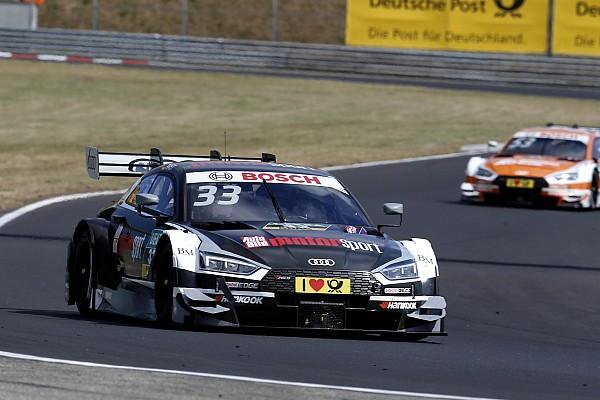 DTM Prove libere René Rast svetta nell'ultimo turno di libere dell'Hungaroring