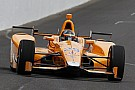Alonso says 2018 IndyCar test