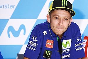 MotoGP Actualités L'enduro? Rossi pense désormais l'éviter pendant la saison