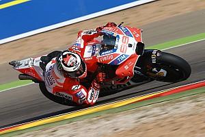 MotoGP Últimas notícias Animado, Lorenzo quer primeira vitória pela Ducati em Motegi