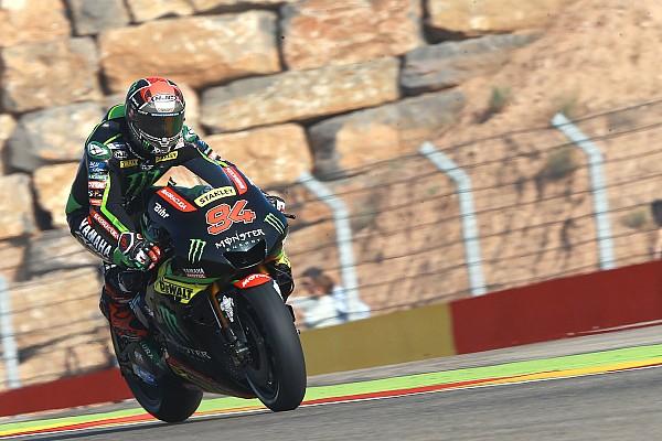 MotoGP 2017 in Aragon: Folger erklärt Trainingssturz und Quali-Aus