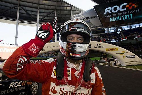 Race of Champions 2019: Sebastian Vettel erneut am Start