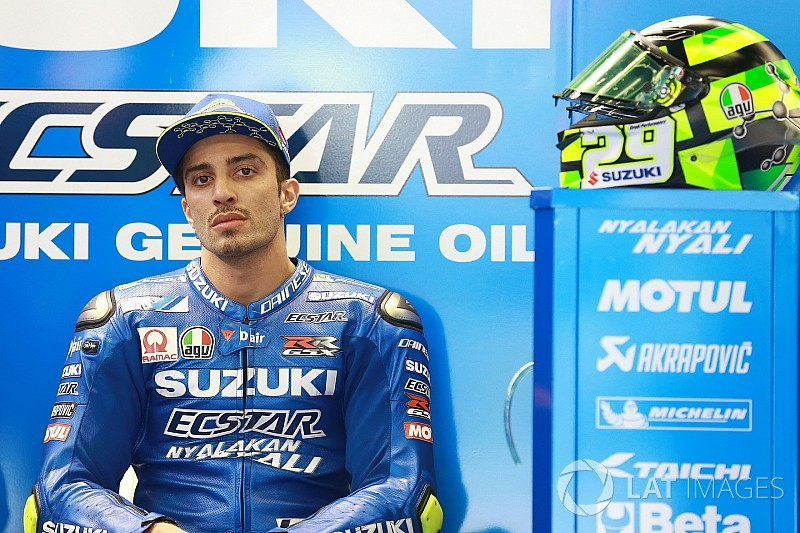 Mamola column: Iannone needs to raise his game - and fast
