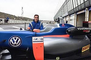 F3 Europe BRÉKING Habsburg a Formula 3 Európa-bajnokságban folytatja