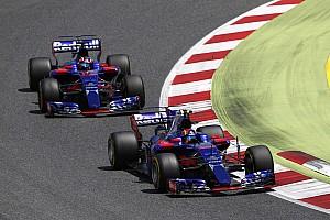 Формула 1 Важливі новини Цьогорічне шасі Toro Rosso гірше за попереднє – Кі