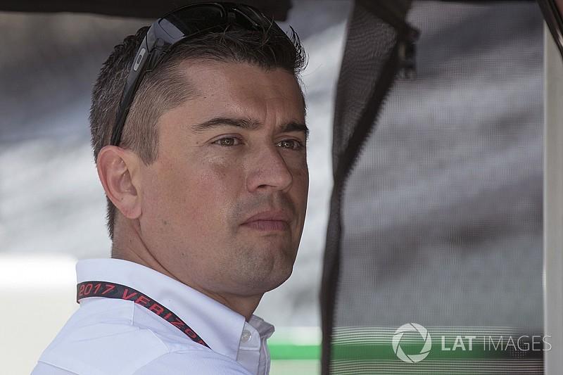Juncos trabaja para correr temporada completa de IndyCar