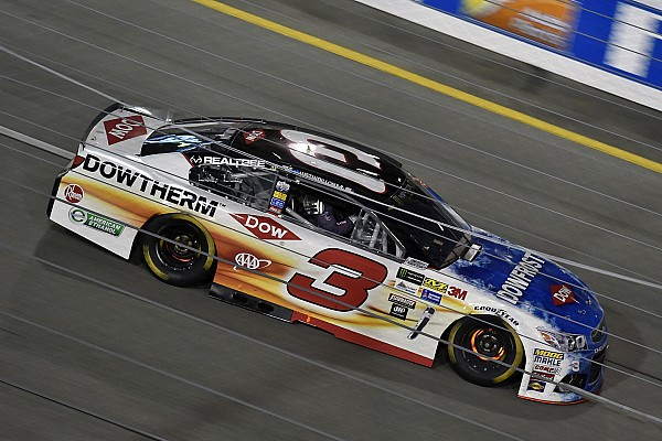 NASCAR Cup Austin Dillon entra a  los playoffs