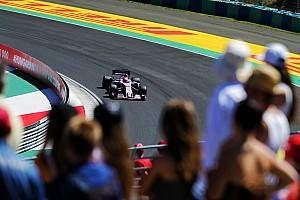 F1 Noticias de última hora Pérez satisfecho con el octavo a pesar del contacto con Ocon