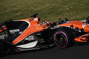 McLaren enfrenta un dilema ante las mejoras de Honda