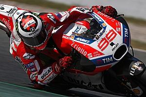 MotoGP Важливі новини Лоренсо: Оновлення траси у Барселоні «зроблено для Honda»