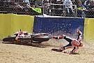 """MotoGP Márquez: """"Las caídas no vienen solas, son porque tengo que ir al límite"""""""