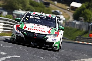 WTCC Breaking news Honda handed WTCC weight break for Vila Real