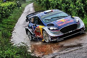 WRC Son dakika M-Sport, Tanak'a takım emri uygulayabilir