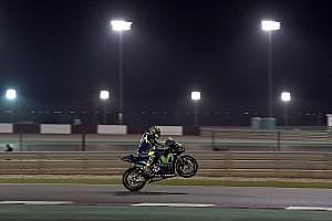 Россі: Я готовий до дощової гонки у Катарі
