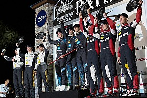IMSA Race report Sebring 12h: WTR Cadillac wins again, Corvette beats Ford in GTLM
