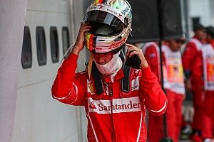 F1 Noticias de última hora Vettel y los peores lunes del año