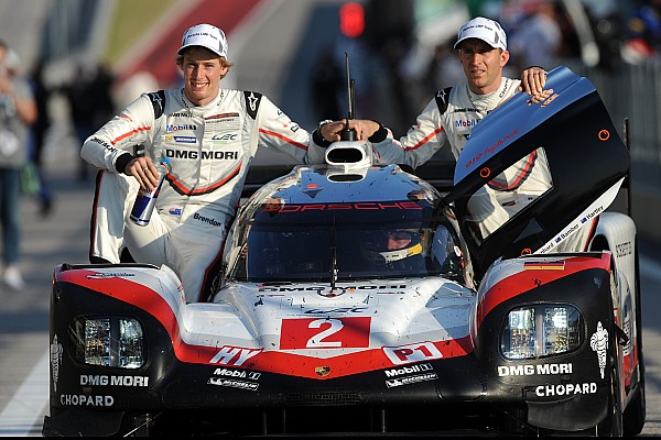 WEC WEC у Шанхаї: Хартлі, Бернхард, Бембер і Porsche – чемпіони