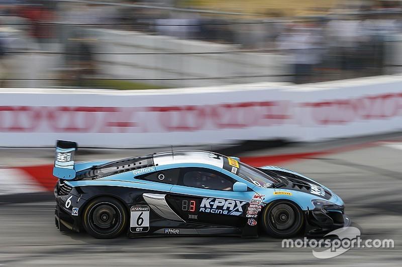 Kane to race K-PAX McLaren in World Challenge SprintX
