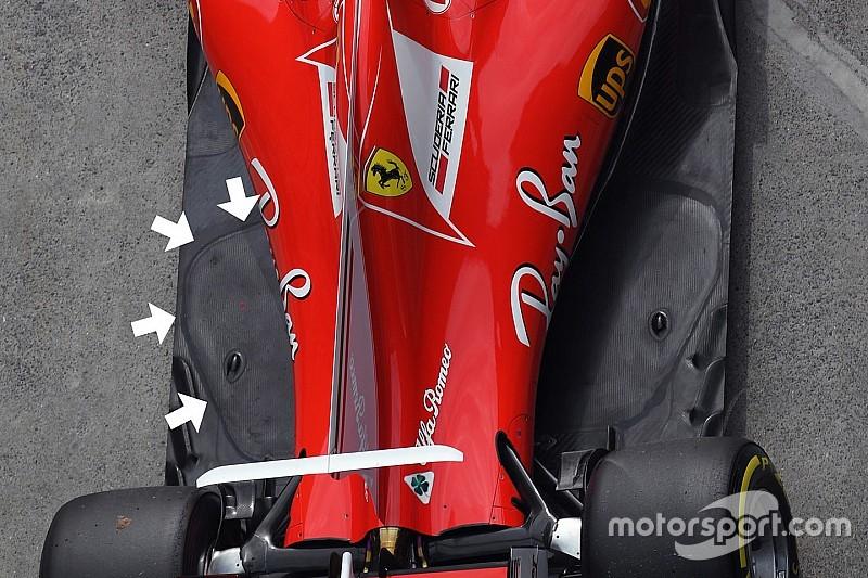 Ferrari presentará nuevas piezas en Bahrein