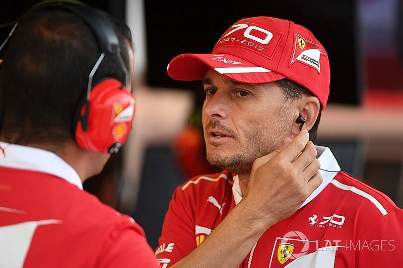 Fisichella regresa al WEC con Ferrari en GTE Am