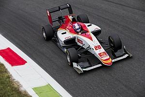 GP3 Reporte de la carrera GP3: Siebert fue cuarto y Calderón, séptima en Monza