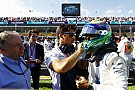 Massa está animado por correr en la
