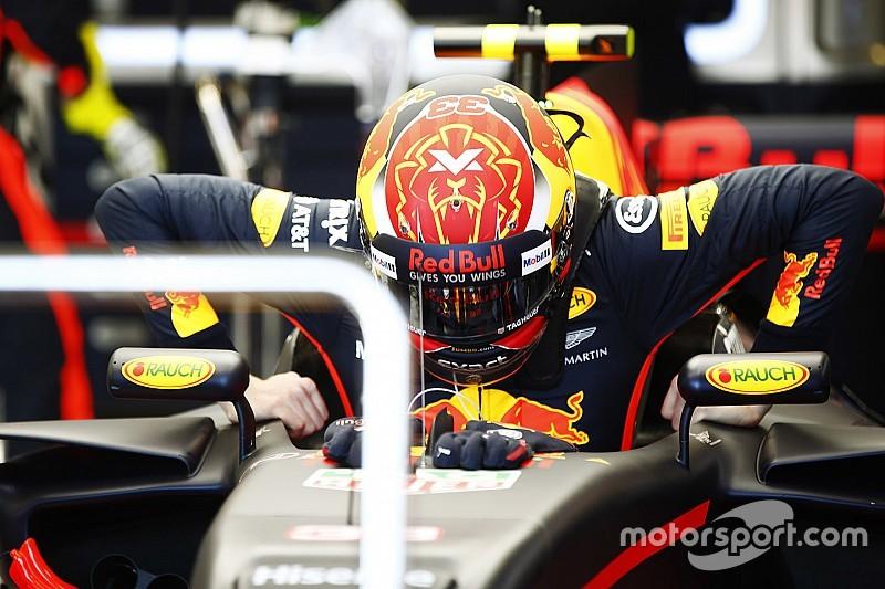 "Verstappen: ""Con estos coches acabo físicamente mejor que en 2016"""