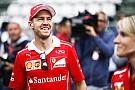 """Vettel niet boos op Stroll: """"Vat het niet persoonlijk op"""""""