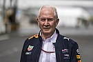 Formel 1 Red Bull 2018: Helmut Marko von Honda-F1-Motor