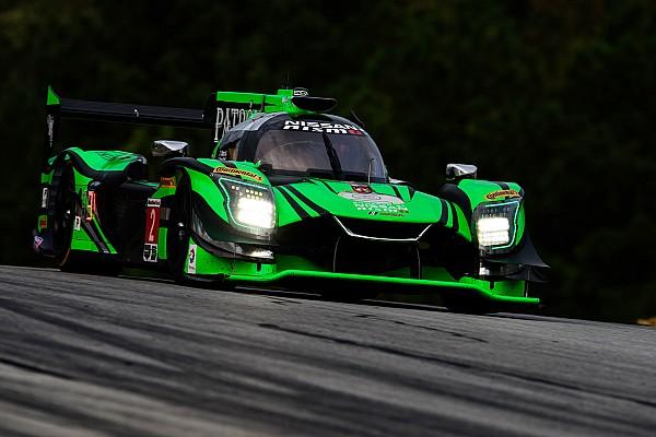 IMSA Petit Le Mans: Overwinning voor ESM Nissan na bizarre slotfase