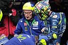Kembali terjatuh, Rossi heran dengan motornya