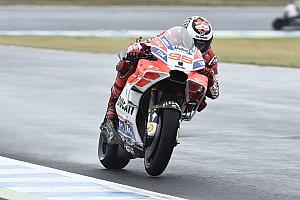 """MotoGP Noticias de última hora Lorenzo: """"Si fuera fácil ganar todo el mundo lo haría"""""""